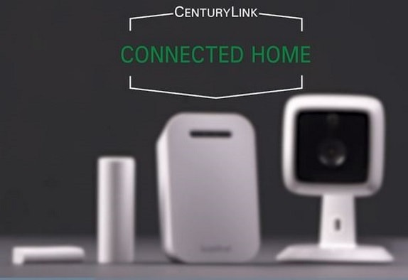 CenturyLink connected home security