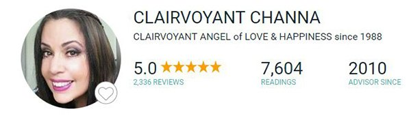 Clairvoyant Channa