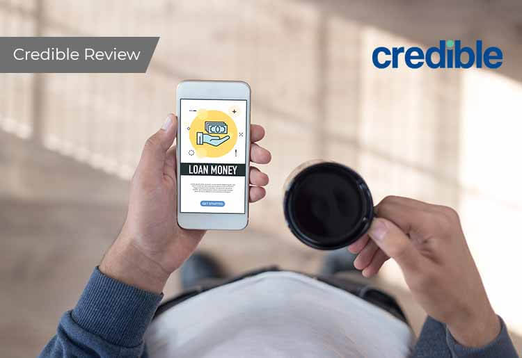 With Credible you can get loan offers  from multiple providers and choose the best one for your needs
