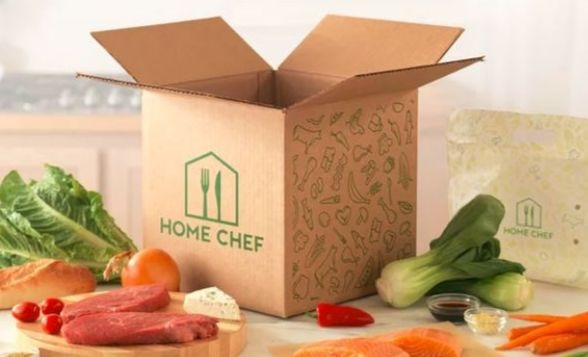 Home Chef review of meal kit