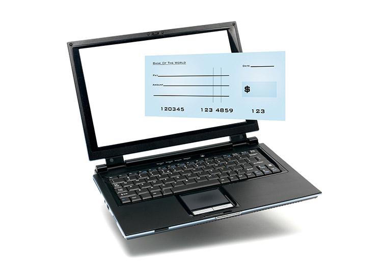 Ordering business checks in bulk