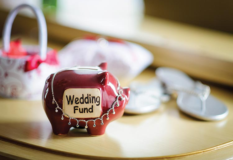 Pay for you wedding with a personal loan