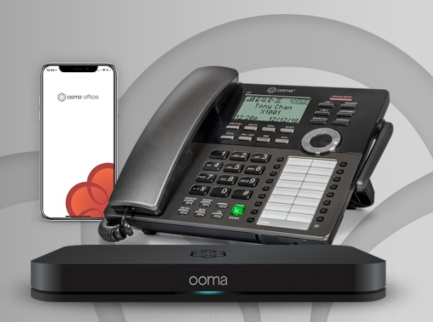 Ooma business phone