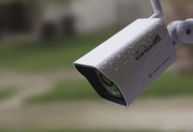 Protect America camera