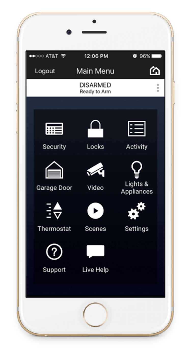 Make your home a smart home with Protect America