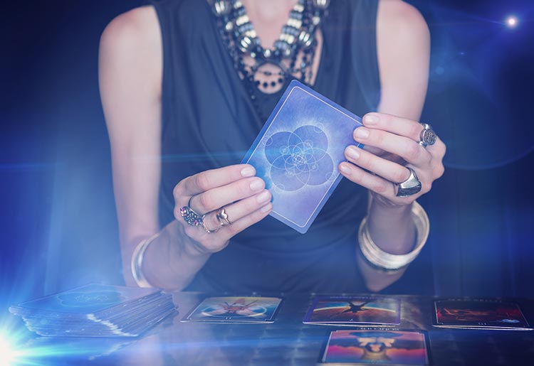 20 Types of Psychic Readings - Tarot Card Readings