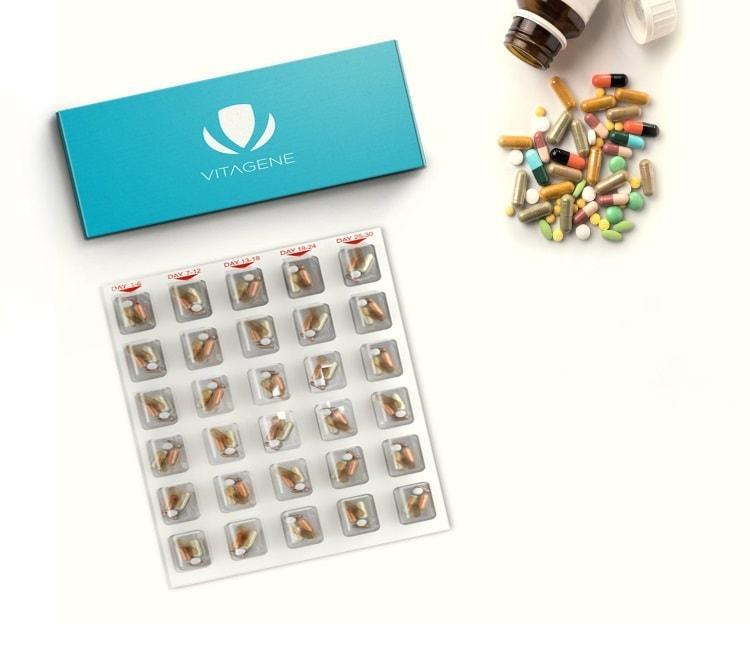Vitagene supplements