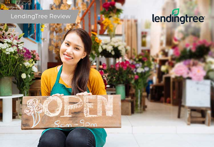 Fund your business with LendingTree